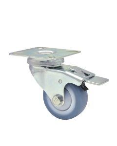 Apparate-Lenkrolle DELUXE RO 3751