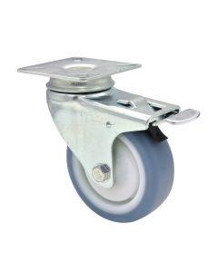 Apparate-Lenkrolle DELUXE RO 3776